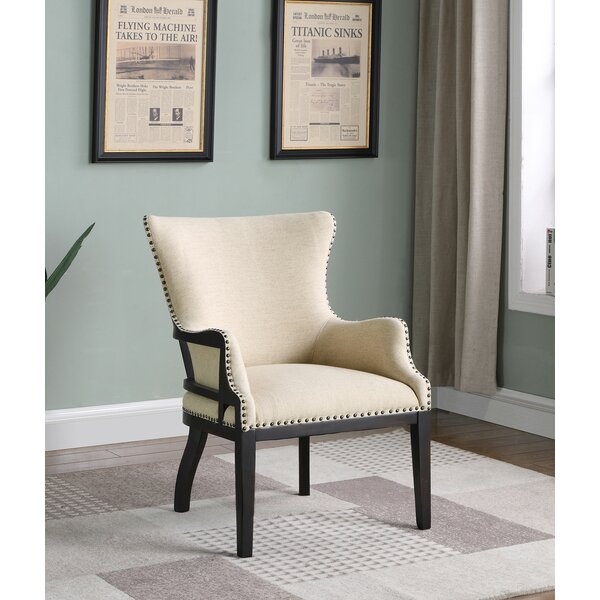 Kellerman Armchair by Alcott Hill
