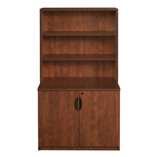 Linh Storage Cabinet with Open Hutch by Latitude Run
