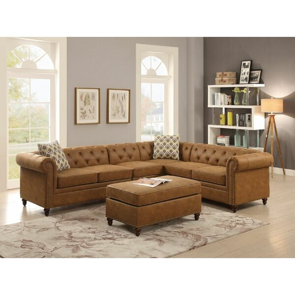 Larue Modular Sectional by Three Posts