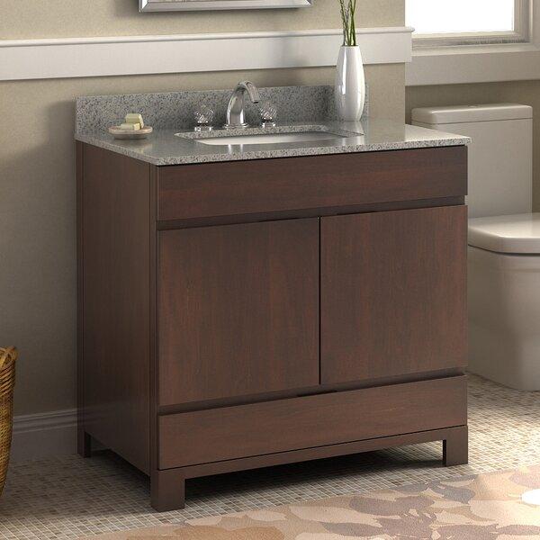 Oxford 36 Single Bathroom Vanity Set by Lanza