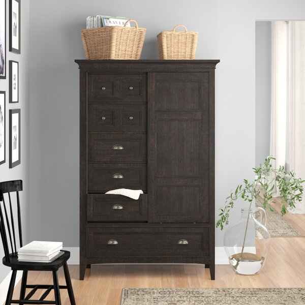 Ringgold 6 Drawer Chest by Three Posts