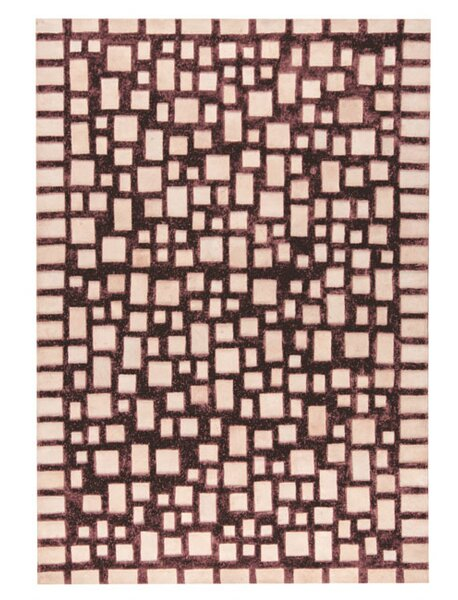 Capella Hand woven Beige/Brown Area Rug by M.A. Trading