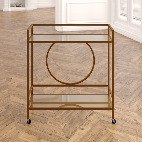 Broadridge Bar Cart by Willa Arlo Interiors
