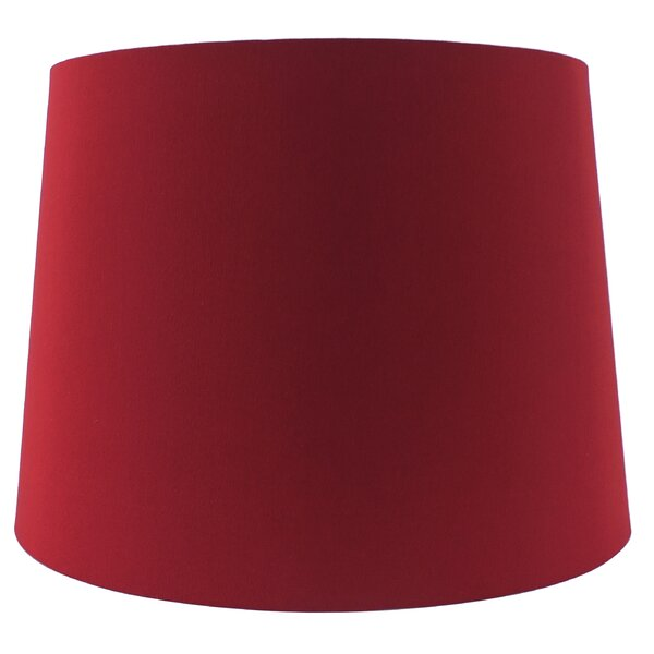 15 Linen Drum Lamp shade by Homestyle Collection