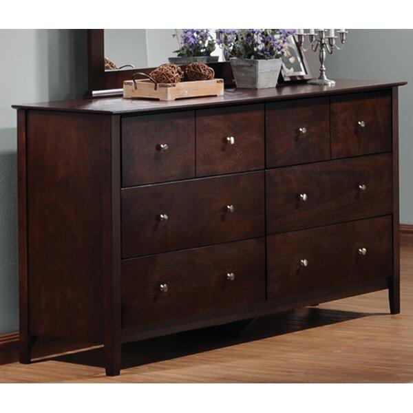 Southwood 6 Drawer Double Dresser by Red Barrel Studio