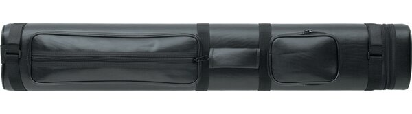 2/4 Oval Hard Pool Cue Case by Action