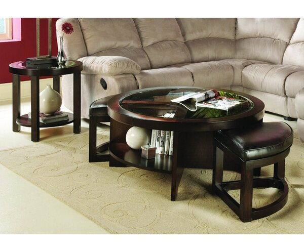 3219 Series 2 Piece Coffee Table Set by Woodhaven Hill