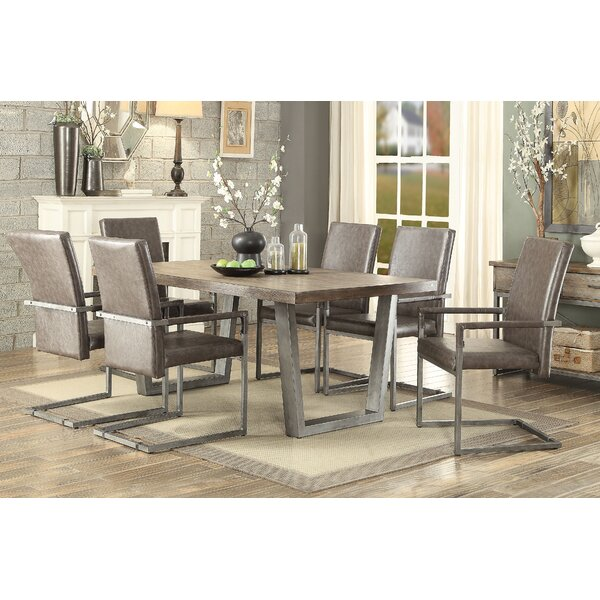 Wadebridge 7 Piece Dining Set by Williston Forge Williston Forge