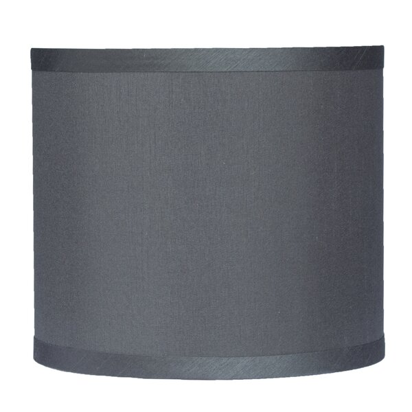 Classic 8 Faux Silk Drum Lamp Shade by Urbanest