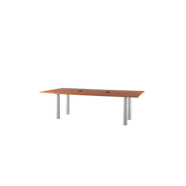 Rectangular 29.25H x 48W x 96L Conference Table by Trendway