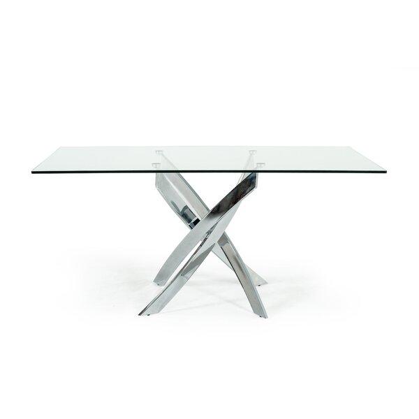 Camron Dining Table by Orren Ellis Orren Ellis
