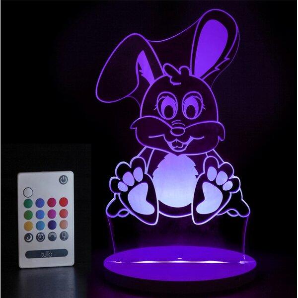 Rabbit Night Light by Tulio Dream Lights