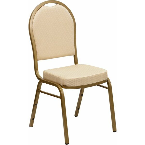 Anissa Dome Banquet Guest Chair by Winston Porter