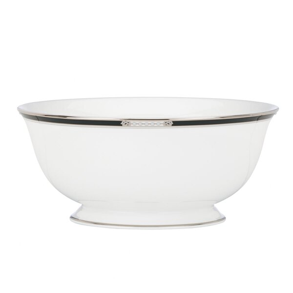 Hancock Serving Bowl by Lenox