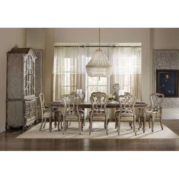 Chatelet 9 Piece Extendable Dining Set by Hooker Furniture