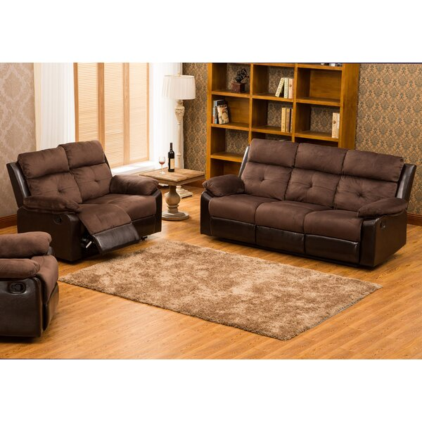 #1 Tanna Reclining 2 Piece Living Room Set By Red Barrel Studio Bargain