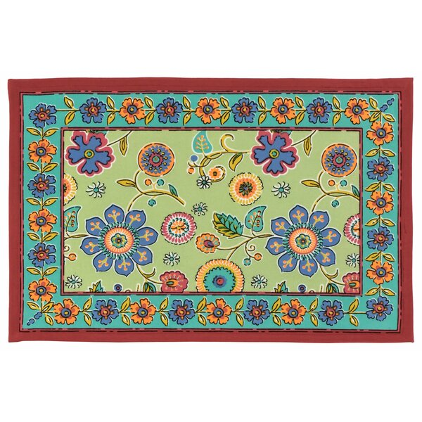 Ambrosia Placemat (Set of 6) by Traders and Company