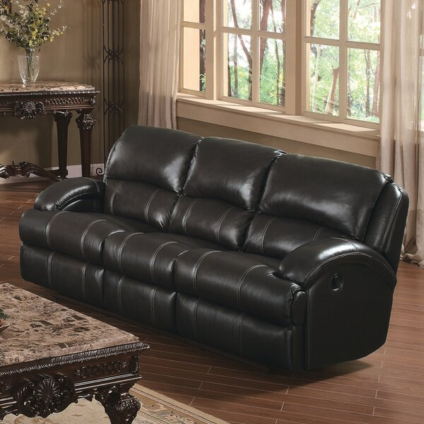 Get Name Brand Tristen Reclining Sofa by Darby Home Co by Darby Home Co
