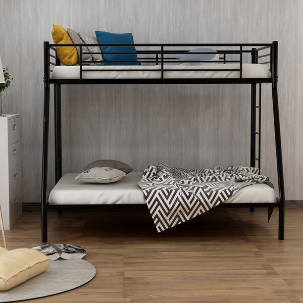 Mcilwain Twin over Full Bunk Bed by Harriet Bee
