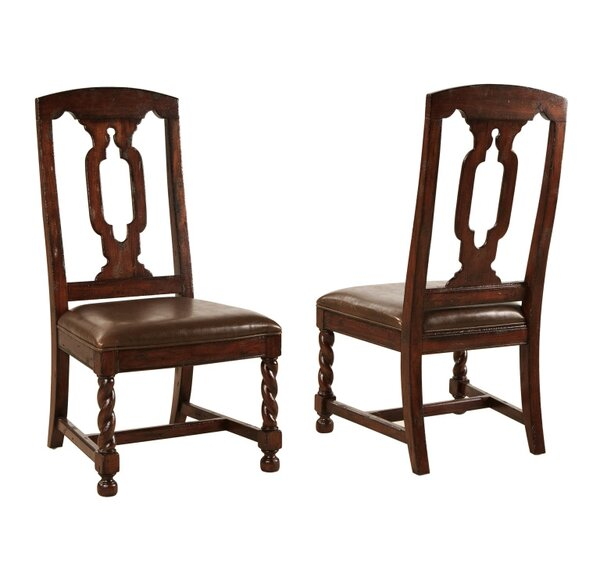 Clitheroe Dining Chair (Set of 2) by Fleur De Lis Living
