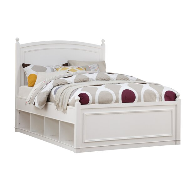 Topeka Mila Full Panel Bed by Harriet Bee