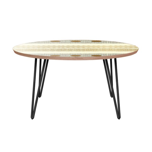 Hornbeck Coffee Table by Bungalow Rose