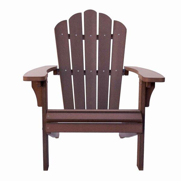 West Palm Plastic Adirondack Chair by Shine Company Inc.