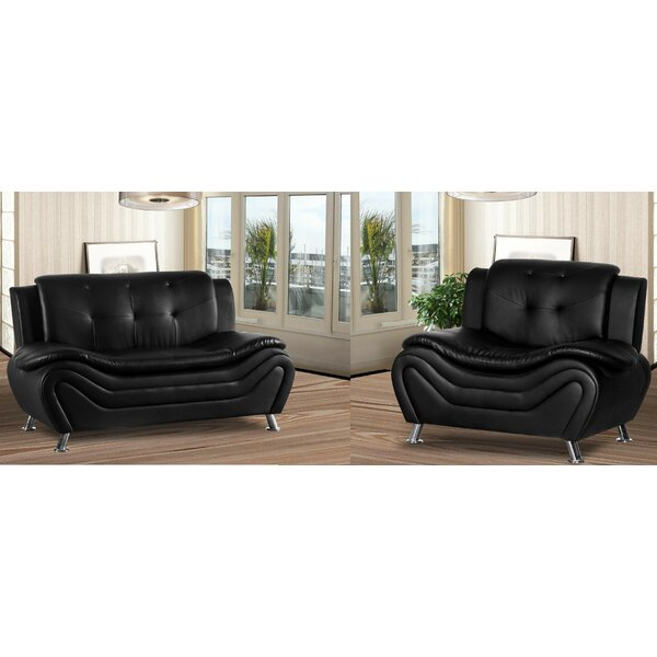 Corr 2 Piece Living Room Set by Orren Ellis