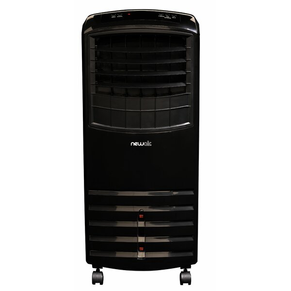 Evaporative Cooler with Remote by NewAir
