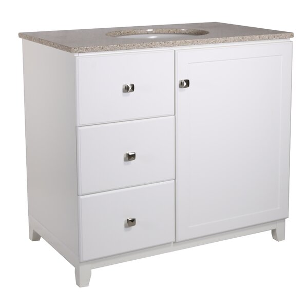 Rosalynn 1-Door 37 Single Bathroom Vanity by Ebern Designs