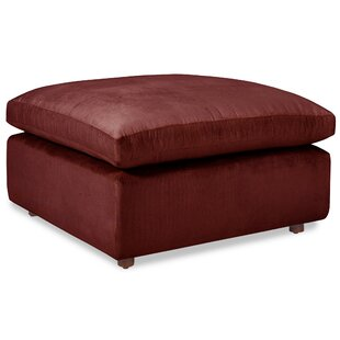 Harmony Armless Ottoman by Tory Furniture