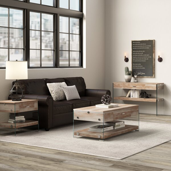 Guero 3 Piece Coffee Table Set by Trent Austin Design