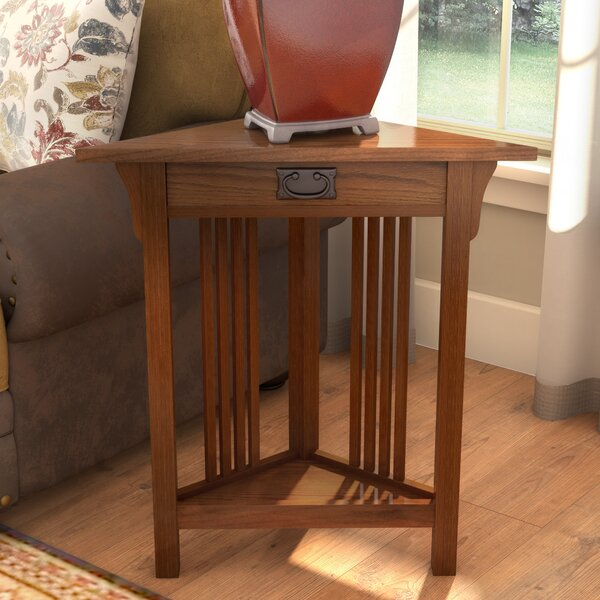 Folcroft End Table With Storage by Darby Home Co