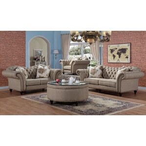 Rohan 2 Piece Living Room Set Sets You ll Love  Wayfair