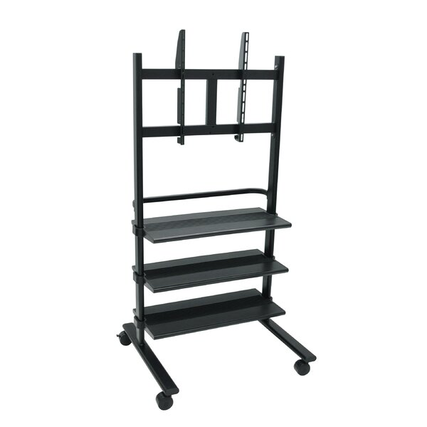 Universal Floor Stand Mount for 32 - 60 LCD by Luxor