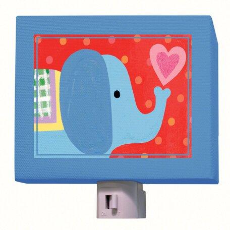 Elephant Night Light by Oopsy Daisy
