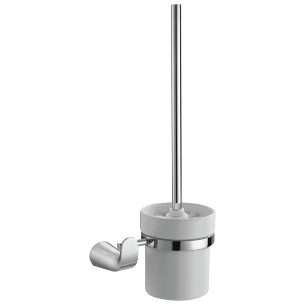 Wall Mounted Toilet Brush and Holder by BlossomWall Mounted Toilet Brush and Holder by Blossom