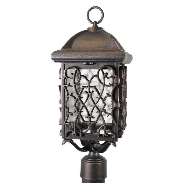Penfield Beddo Series 1-Light Lantern Head by Alcott Hill