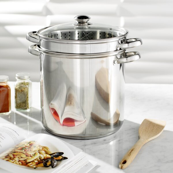 Wayfair Basics Stainless Steel Multi-Cooker by Wayfair Basics™