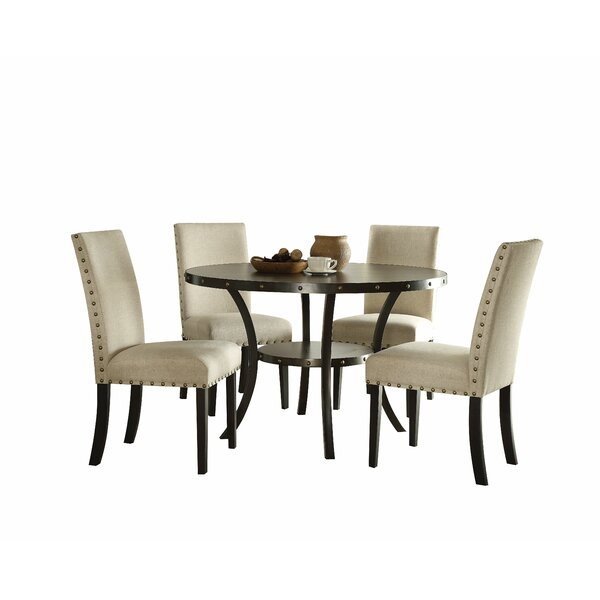 Best Design Shelly 5 Piece Dining Set By Canora Grey No Copoun