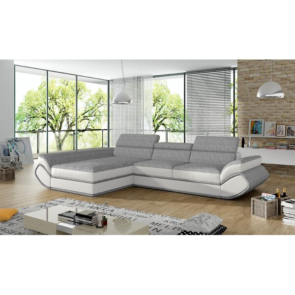 Best Place To Buy Kaleem 126 Left Hand Facing Sleeper Sectional By Orren Ellis Find A Sleeper Sofas For Small Apartments Realnetworking Co