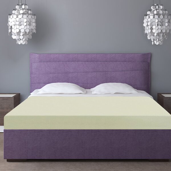 6 Medium- Firm Memory Foam Mattress by Alwyn Home