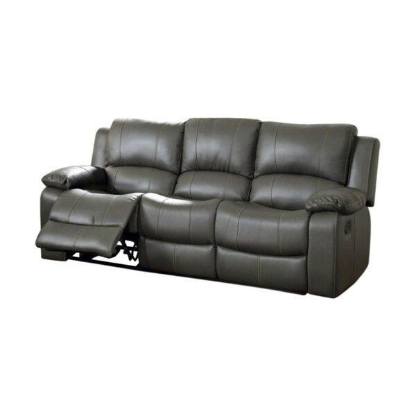 Redwine Motion Reclining Sofa by Latitude Run