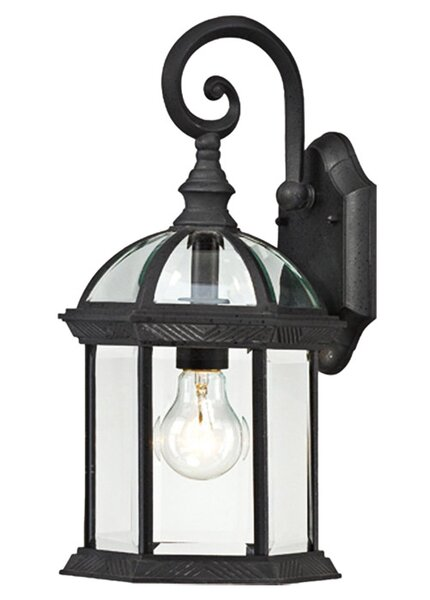 Vannest 1-Light Outdoor Wall Lantern by Charlton Home