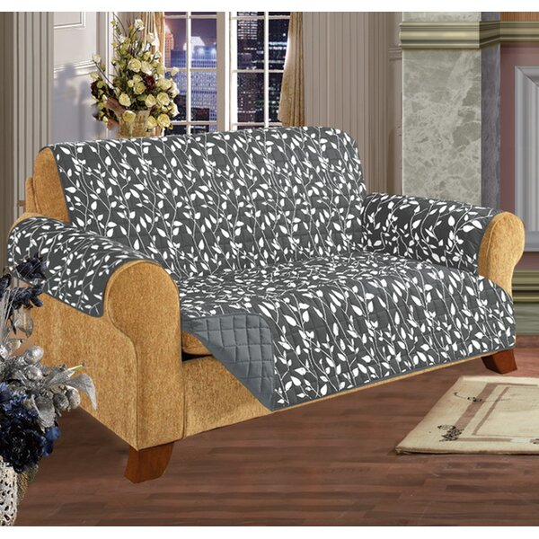 Box Cushion Sofa Slipcover by ELEGANT COMFORT