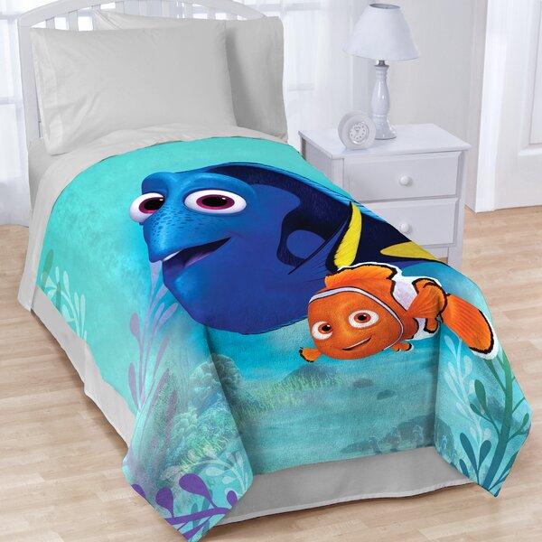 Finding Dory Stingray Blanket by Disney