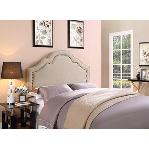 Isabella Queen Upholstered Panel Headboard by Crown Mark
