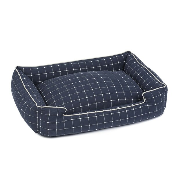 Caspian Premium Cotton Blend Lounge Bolster Bed by Jax & Bones