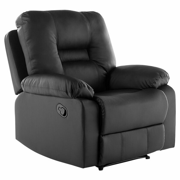 Milo Manual Recliner by Winston Porter