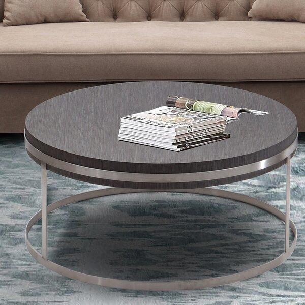 Lokey Coffee Table by Brayden Studio